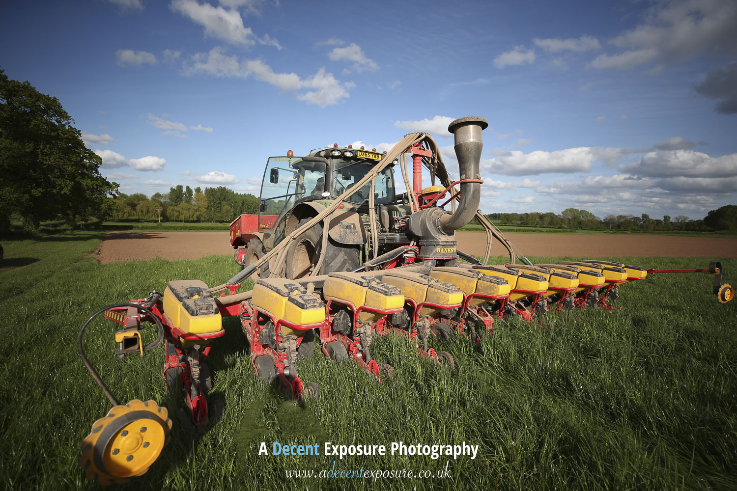 A Decent Exposure Agricultural & Farming Photography