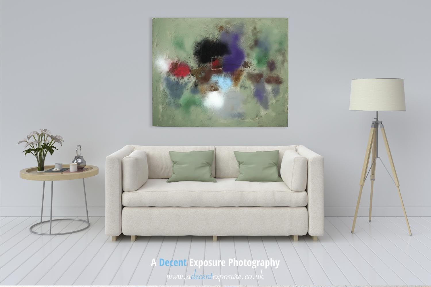 A Decent Exposure Photographt Art Reproduction wall hung painting