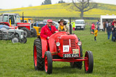 Bridgnorth Vintage Machinery Club Tractor Rally 7th April 2019